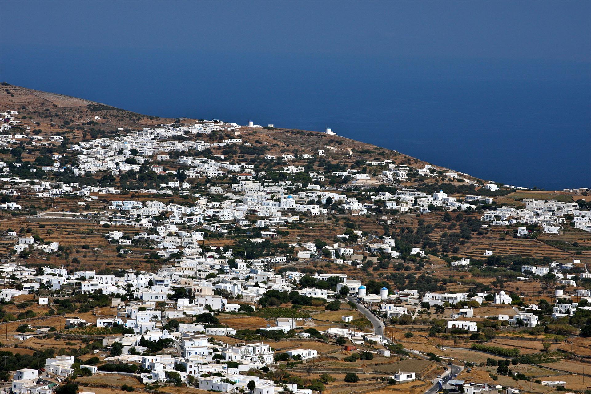 Apollonia - Sifnos