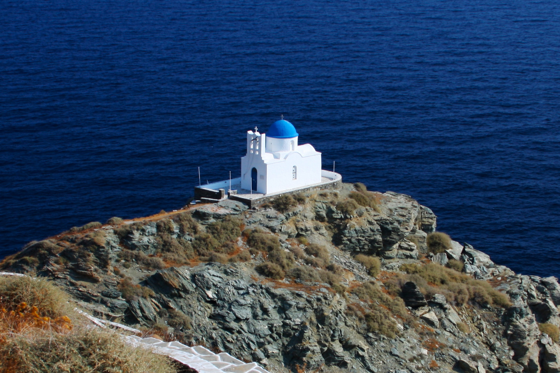Church of Seven Martyrs - Sifnos